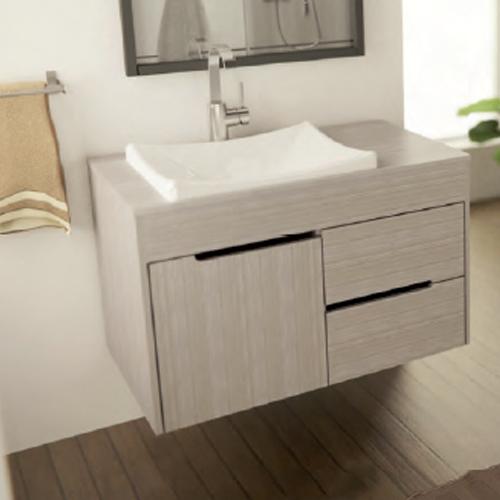 Muebles para ba o gurza materiales y acabados for Muebles de lavamanos